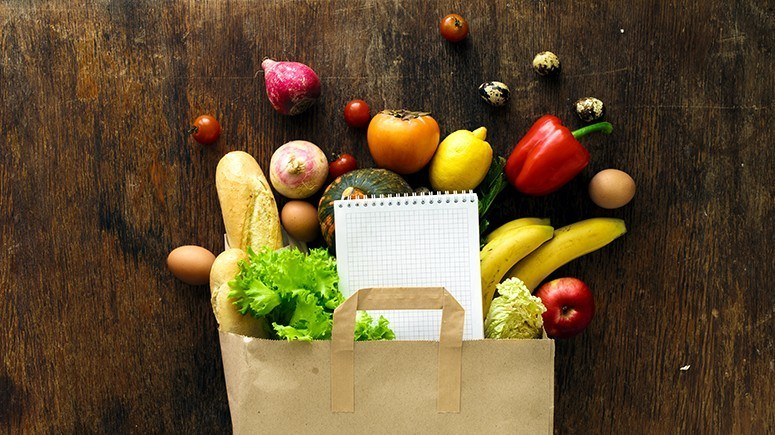 Grocery Shopping for Weight Loss wellness captain