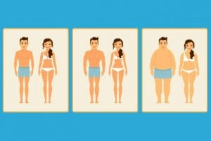 Which one of the images below  best represents your body type?