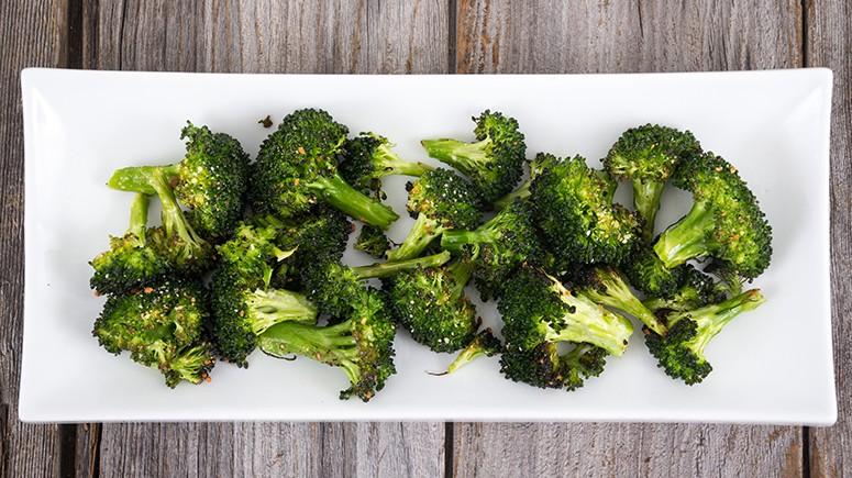 broccoli tray