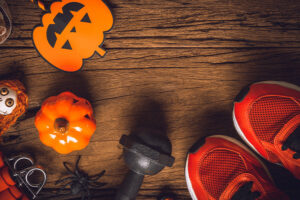 4 Moves to Scare Away the Extra Pounds on Halloween