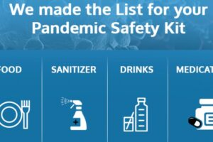 Coronavirus Pandemic Safety Kit: We Made the List for You (Updated!)