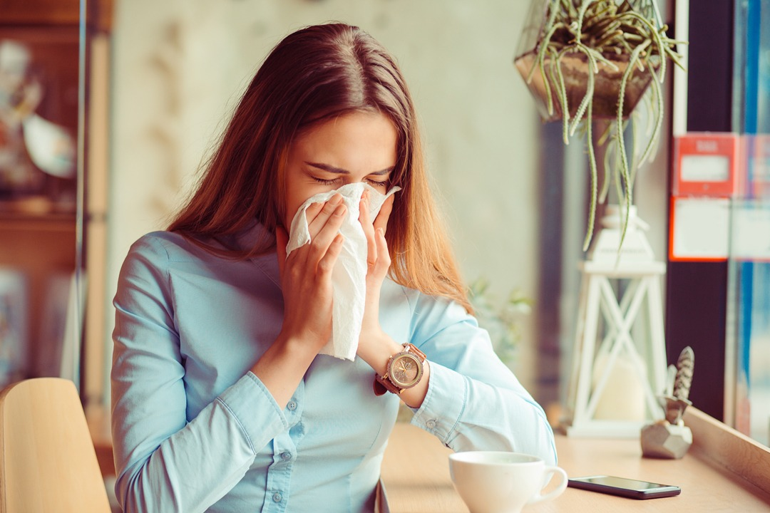 Allergies or coronavirus Wellness captain