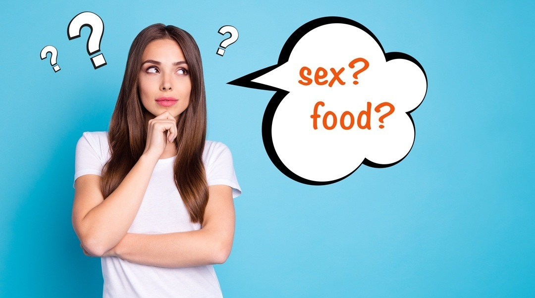 What Do Women Think About Most, Sex or Food - Wellness Captain