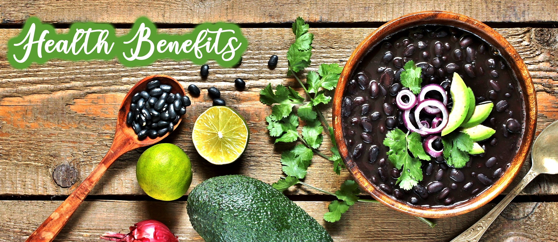 7 Health Benefits of Black Beans wellness captain