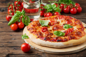 Vegan Recipe of the Day: Homemade Vegan Pizza Margherita