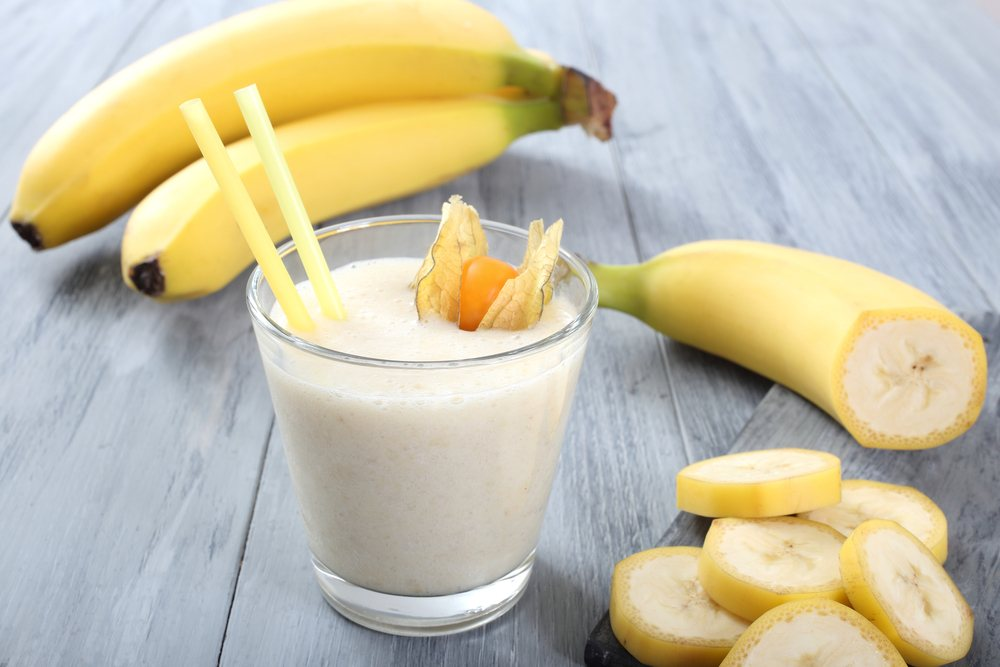 Wellness Captain Healthy Summer Banana Smoothie Recipe