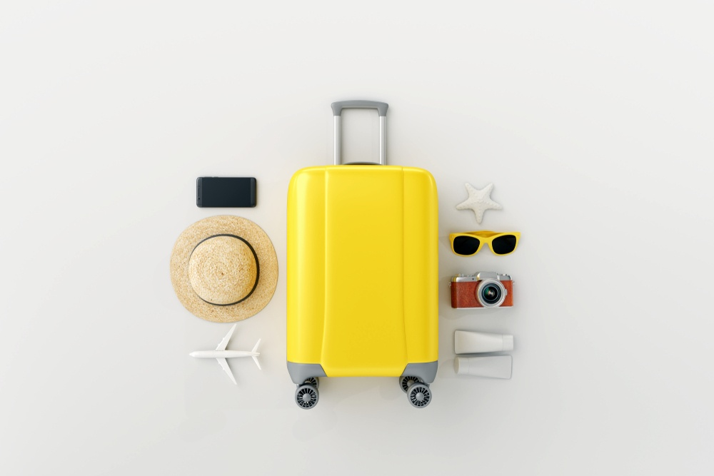 Wellness Captain Traveling Safely Summer Travel Guide