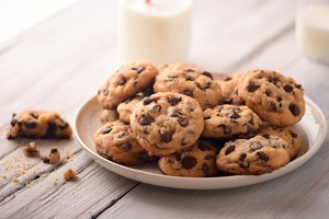 Vegan Recipe of the Day: Perfect Vegan Chocolate Chip Cookies