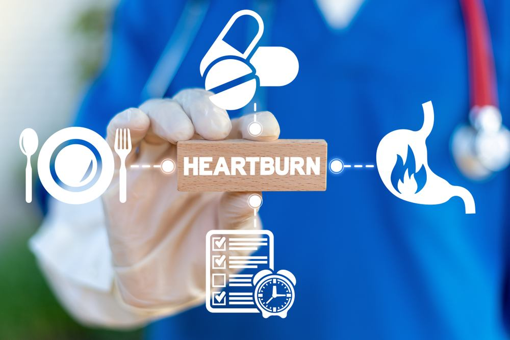 Wellness Captain Heartburn or Acid Reflux Treatments
