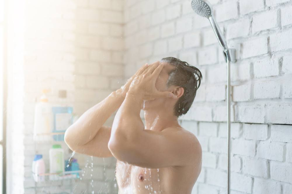 Wellness Captain Cold Showers Health Benefits