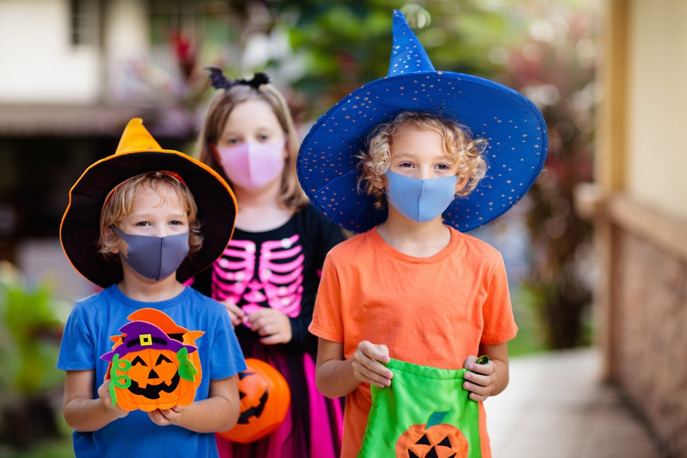 Wellness Captain CDC Halloween Safety Guidelines