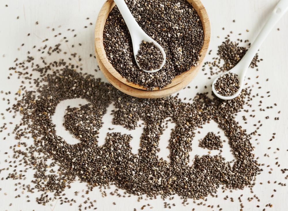 Wellness Captain Chia Seeds Health Benefits