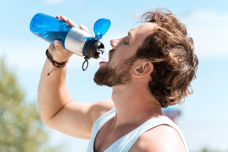 Wellness Captain Overhydration