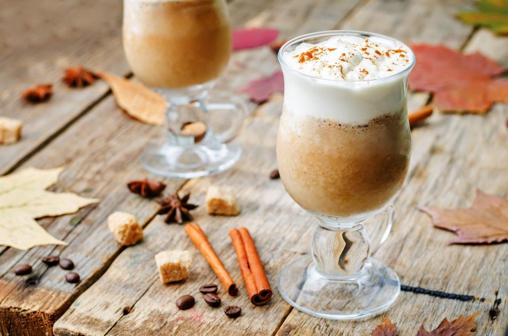 Wellness Captain Starbucks Mocha Frappuccino